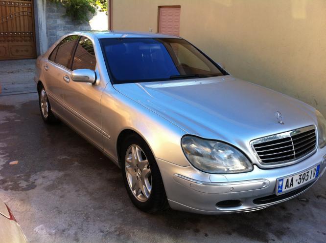 Makina ne shitje te perdorura for Mercedes benz viti